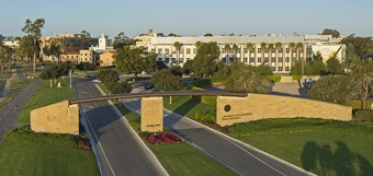 Henley gate at UCSB
